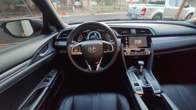 Honda Civic Touring 1.5 Turbo - Foto 13