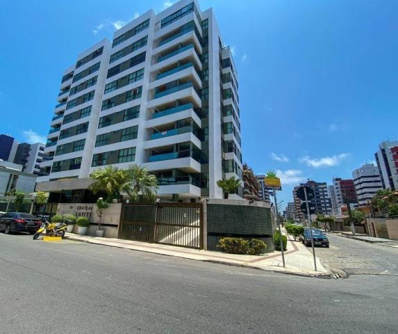 Excelente apartamento 4/4, 3 suítes, totalmente nascente, na ponta verde