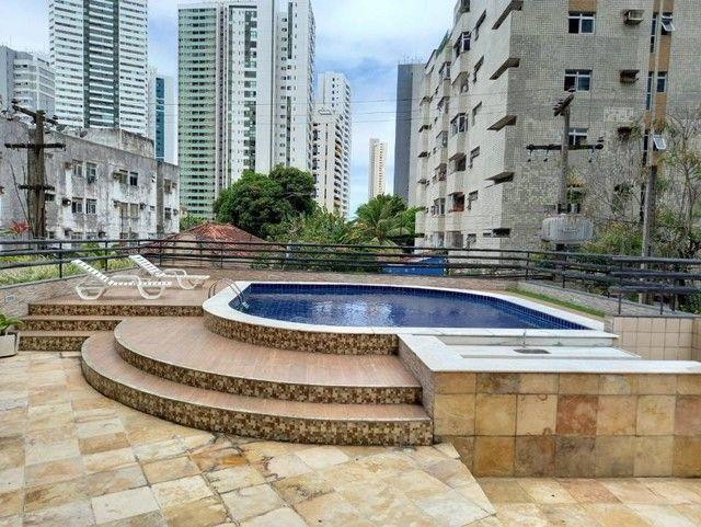 Edf Saint Bernard  140m2 4 quartos 2 suites, Aflitos - Recife - PE - Foto 14