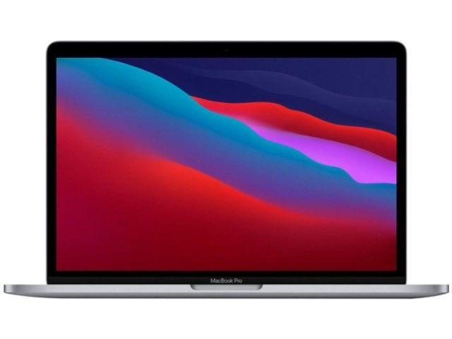 Macbook Pro 13'' Novo M1 8gb RAM 256gb  - Foto 3
