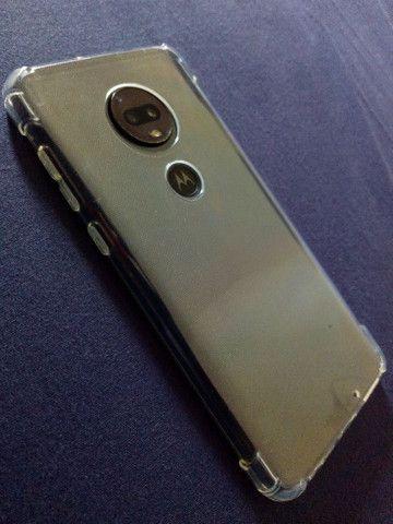 Motorola G7 plus muito conservado - Foto 3