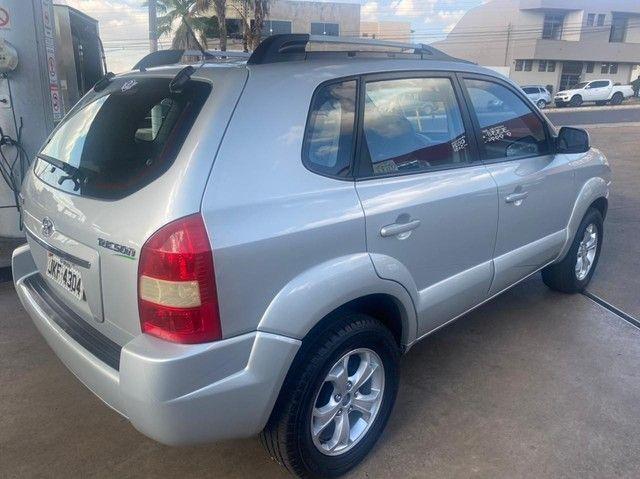 Hyundai Tucson GLS 2.0 Prata - Foto 6