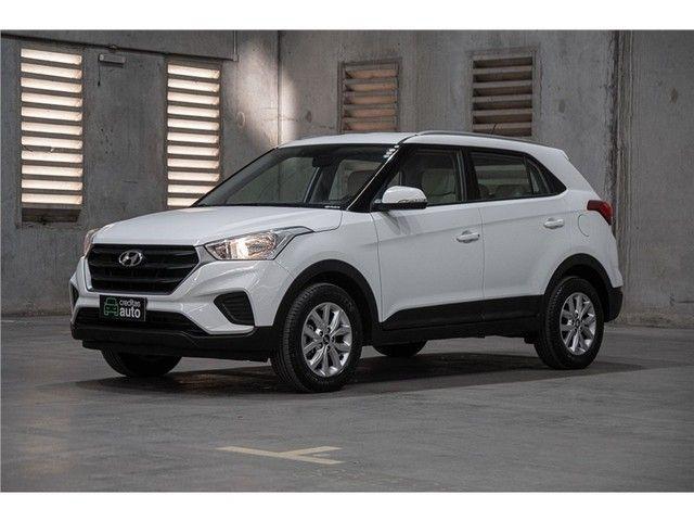 Hyundai Creta 2021 1.6 16v flex action automático