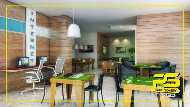 Apartamento com 4 dormitórios para alugar, 223 m² por R$ 6.700/mês - Altiplano - João Pess - Foto 17
