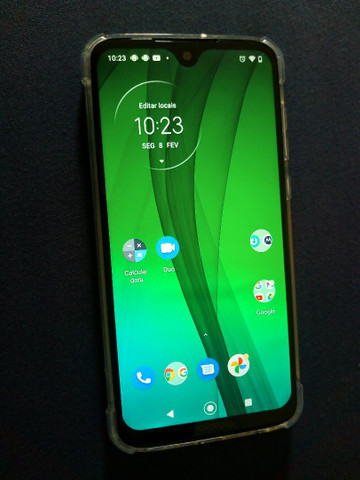 Motorola G7 plus muito conservado