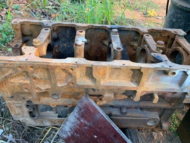 Bloco Motor 449 Ônibus 1628 - Foto 3