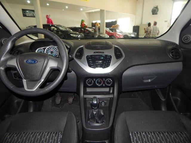 Ford Ka Hatch 1.5 SE Sigma Flex Completo C/ Pneus Novos Só 63.400 Kms - Foto 11