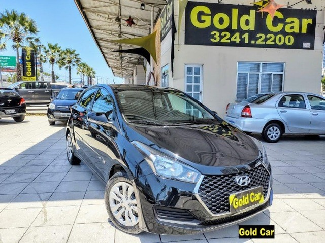 Hyundai HB20 Comf. Plus 1.6 2019 - ( Apenas 4 Mil KM, Padrao Gold Car )