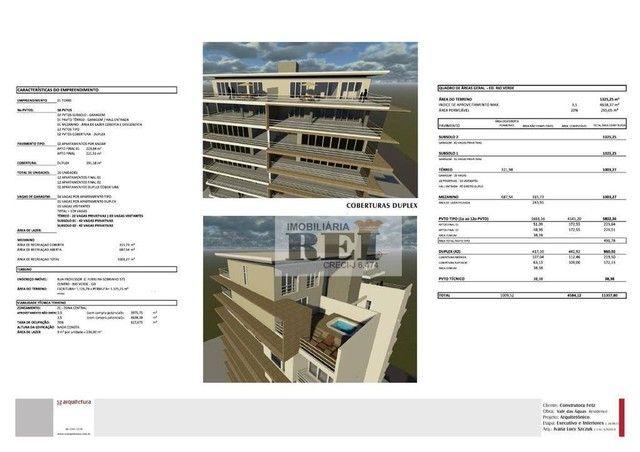 Apartamento com 4 dormitórios à venda, 226 m² por R$ 2.034.000 - Setor Central - Rio Verde - Foto 8
