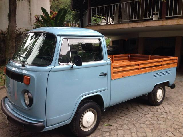 KOMBI PICK UP 1996 RARIDADE!!!