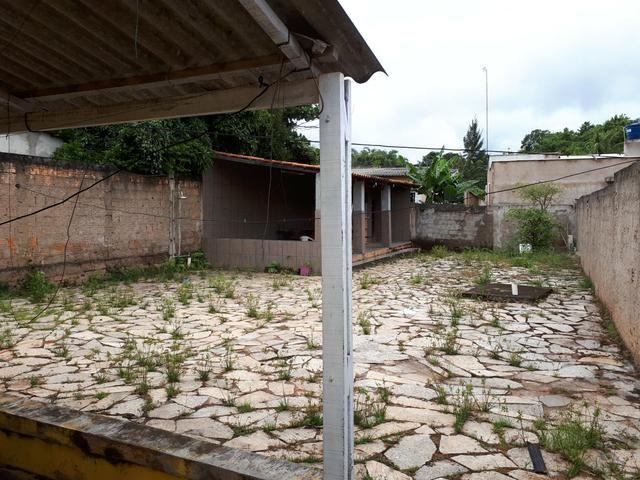 Rua 3 casa 3 quartos churrasqueira condomínio fechado com portaria e - Foto 7