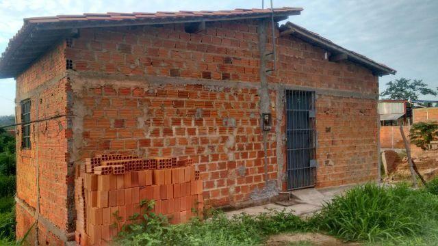 Casa Construída com 1 quarto