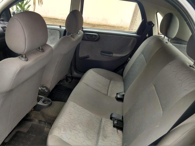 Gm - Chevrolet Corsa hatc joy 1.0 flex abaixo da fipe 2007 - Foto 6
