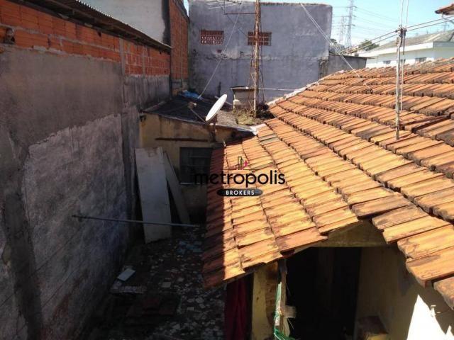 Terreno à venda, 210 m² por r$ 340.000,00 - nova gerti - são caetano do sul/sp - Foto 4