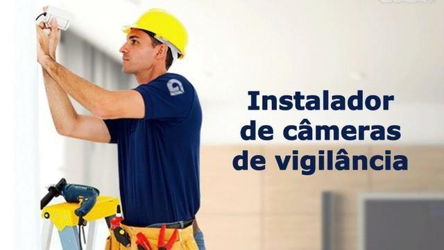 Instalador de câmeras de vigilância