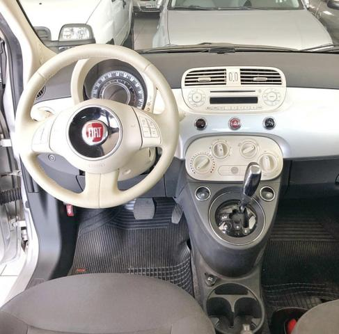 Fiat 500 2012/2013 Cult 1.4 2P Automatizado - Foto 4