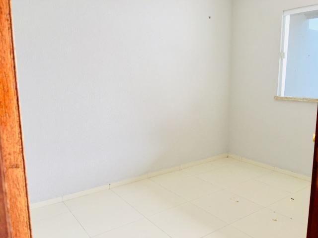 Documentação Inclusa: 2 quartos, 2 wcs, garagem, sala, coz americana, quintal, área serviç - Foto 10