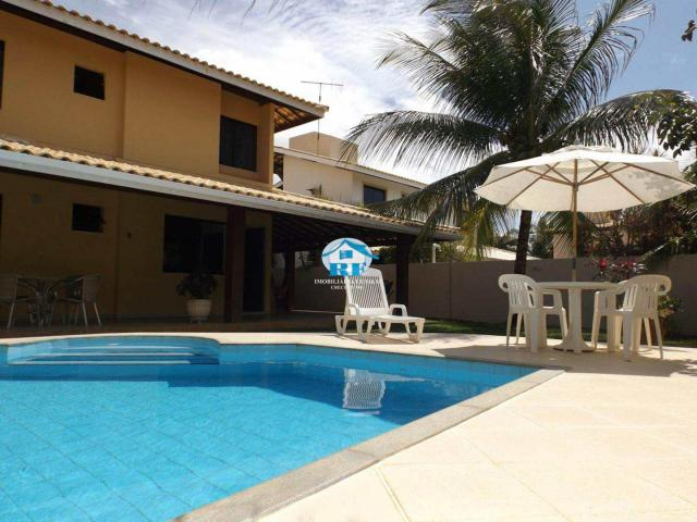 Casa de condomínio à venda com 4 dormitórios em Guarajuba, Guarajuba (camaçari) cod:33 - Foto 4
