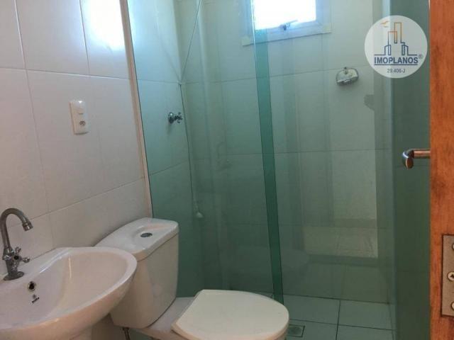 Apartamento com 2 dormitórios à venda, 76 m² por r$ 270.000 - campo da aviação - praia gra - Foto 16