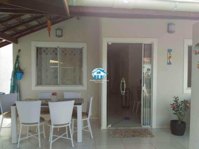 Casa de condomínio à venda com 3 dormitórios em Arembepe, Arembepe (camaçari) cod:25 - Foto 3