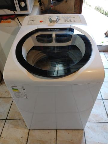 Máquina de lavar Brastemp ative 12kg semi nova