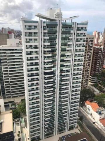 Apartamento à venda, 5 quartos, 3 vagas, benfica - fortaleza/ce
