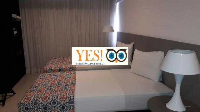 Flat Mobiliado para Venda Finamente Decorado - Hotel Executive - Foto 8