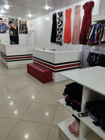 Vendo Loja de Confecções completa no Centro de Rio Branco