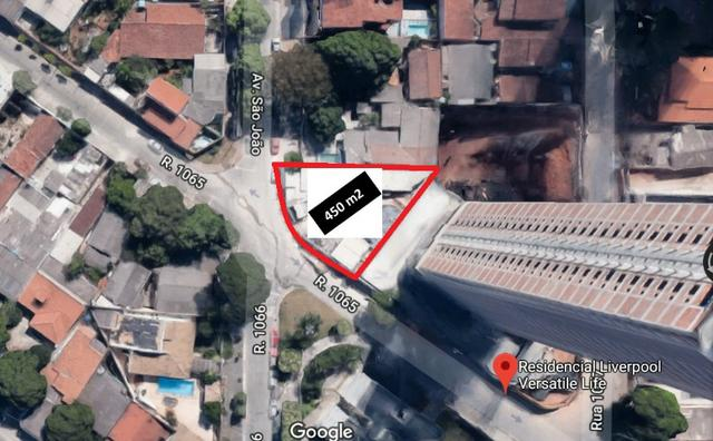 Oportunidade -Lote de esquina 450 m2 - Setor Pedro Ludovico - Foto 2
