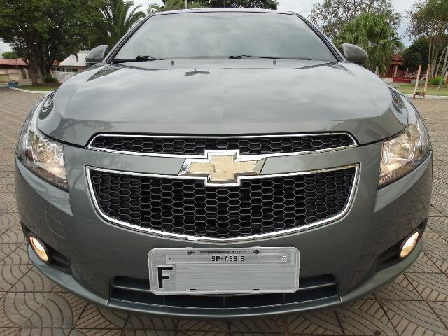 Gm - Chevrolet Cruze Cruze LTZ 1.8FLEX_AUT._66MKM_oMaisNovodoBrasil_ - Foto 6