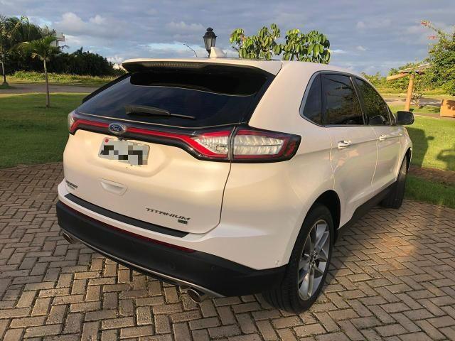 Ford NEW EDGE 3.5L V6, TiTANiUM AWD, 2018, versão mais top de Linha, OPORTUNIDADE - Foto 9
