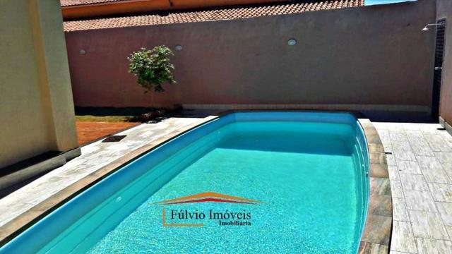 Oportunidade! Taguaparque! 03 quartos, piscina aquecida, churrasqueira, fogão à lenha - Foto 8
