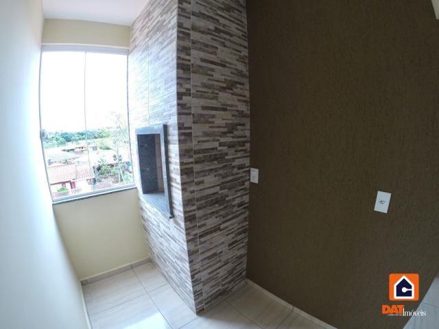 Apartamento para alugar com 2 dormitórios em Uvaranas, Ponta grossa cod:391-L - Foto 6
