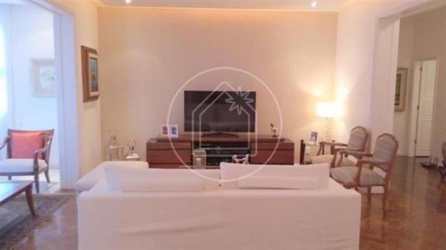 Apartamento à venda com 4 dormitórios em Copacabana, Rio de janeiro cod:841958 - Foto 5