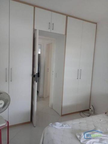 Apartamento com 2 dormitórios à venda, 70 m² por r$ 295.000,00 - costa azul - salvador/ba - Foto 18