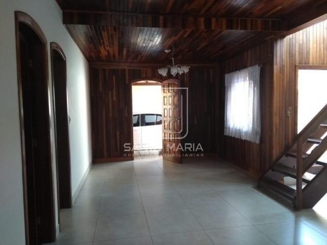 Casa à venda com 3 dormitórios em Pq resid lagoinha, Ribeirao preto cod:62144