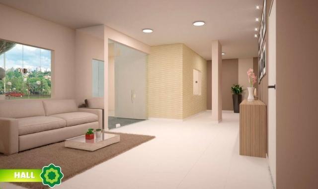 Apartamento de 2 quartos Eldorado - Parcelas a partir de 525,00 - Foto 2