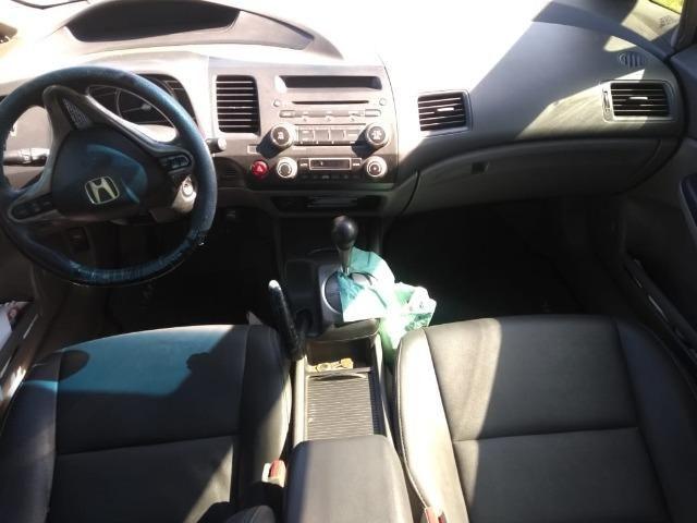 Honda Civic Automático apenas à Gasolina, super conservado - Foto 9