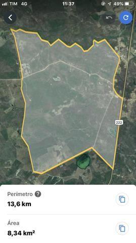 Vende-se Fazenda Que possui MINÉRIO PARA A FABRICAÇÃO DE CERÂMICA as Margens da BR 222 - Foto 2