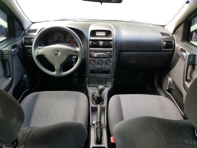 Gm Astra Hatch 2007 2.0 8v C/ GNV Legalizado rodas 16 do elite - Foto 3