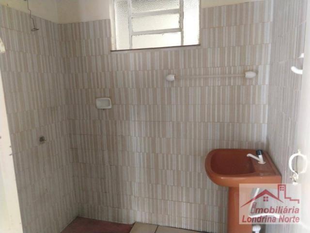 Casa com 3 dormitórios para alugar, 65 m² por R$ 650/mês - Conjunto Vivi Xavier - Londrina - Foto 11