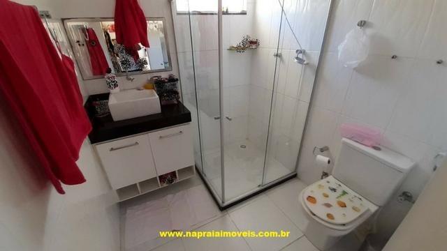 Vendo bela casa térrea com 3 quartos, condomínio na praia de Stella Maris, Salvador, Bahia - Foto 19