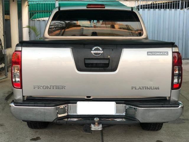 Nissan Frontier Platinun 4x4 Aut 2014 Diesel - Foto 6