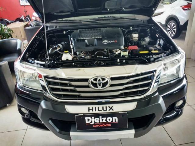 Toyota Hilux LIMITED CD 3.0 4X4 DIESEL AUTOMÁTICA - Foto 7