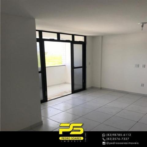 Apartamento com 2 dormitórios à venda, 61 m² por R$ 122.000 - Paratibe - João Pessoa/PB - Foto 12
