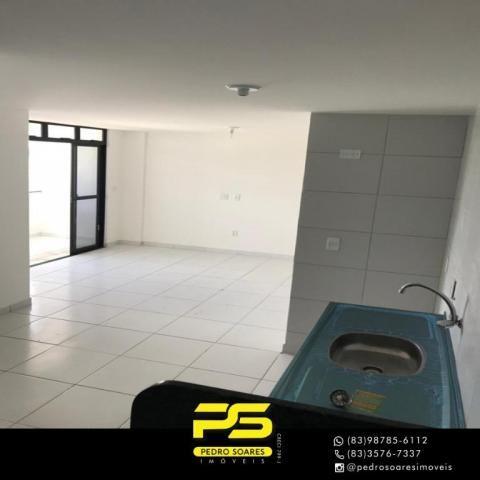 Apartamento com 2 dormitórios à venda, 61 m² por R$ 122.000 - Paratibe - João Pessoa/PB - Foto 4