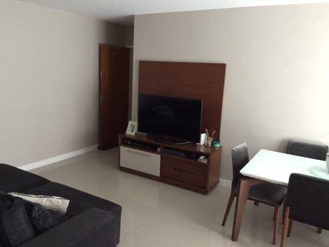 Apartamento com 2 dormitórios à venda, 74 m² por R$ 250.000,00 - São Marcos - Macaé/RJ - Foto 9