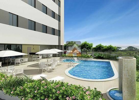 Apartamento c/ 3 quartos, suíte ótima estrutura para lazer no São Jorge!!! - Foto 11
