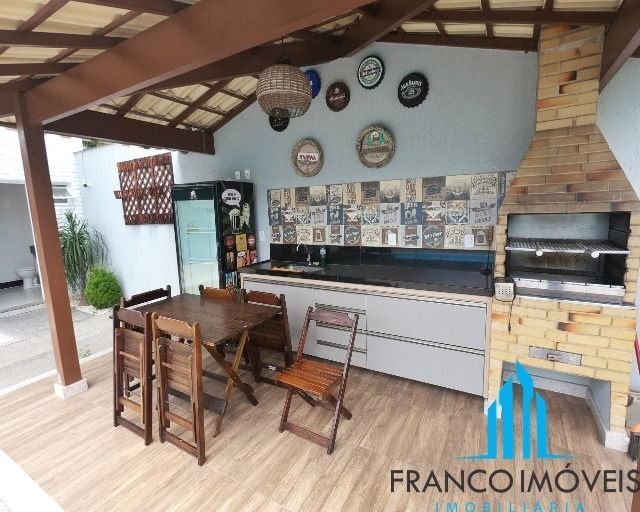 Espetacular casa Duplex com 06 Qts e lazer completo na Praia do Morro - Foto 17