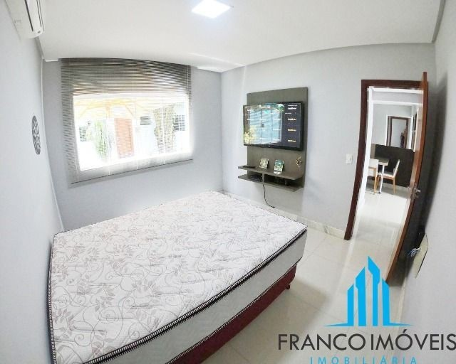 Espetacular casa Duplex com 06 Qts e lazer completo na Praia do Morro - Foto 19